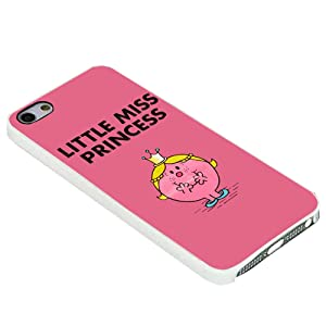 Little Miss Princess In Pink for iPhone Case (iPhone 6s white)