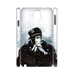 Custom 3D Hard Protective Plastic Case for Samsung galaxy note 3 N9000 - Jay-Z CM80L5632