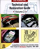 img - for 356 Porsche Technical and Restoration Guide, Vol. 2 book / textbook / text book