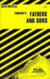 Fathers and Sons, Cliffs Notes Staff, 0822004704