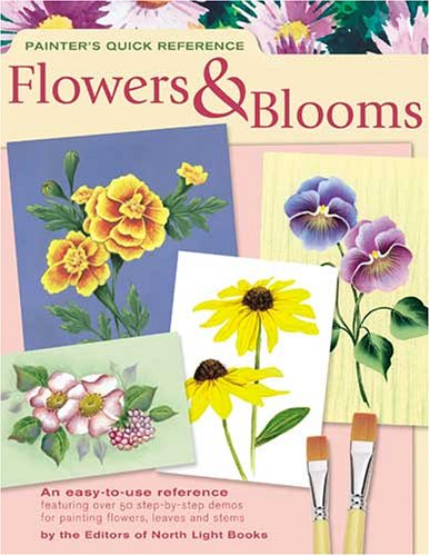 Read Online Painter's Quick Reference - Flowers & Blooms pdf