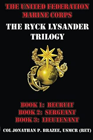 book cover of The United Federation Marine Corps
