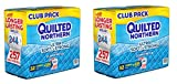 #10: Quilted Northern Toilet Paper (Ultra Soft & Strong, 64 Jumbo + Rolls)