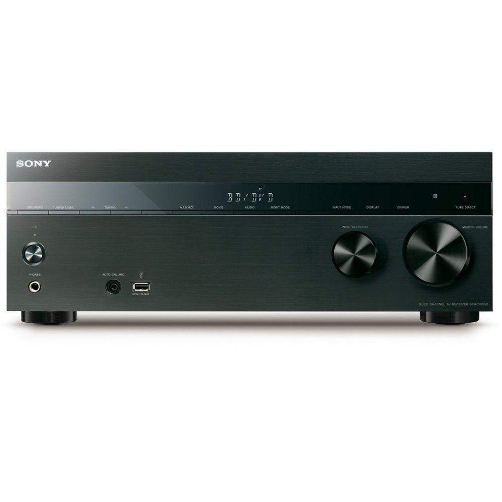 Sony STRDH550 5.2 Channel 4K AV Receiver (Certified Refurbished)