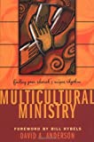 Multicultural Ministry, David A. Anderson, 0310251583