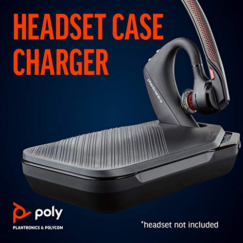 Plantronics - Voyager 5200 Charge Case (Poly) - Headset Charger Black