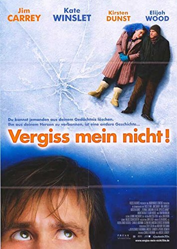 Movie Posters Eternal Sunshine of The Spotless Mind - 27 x 40