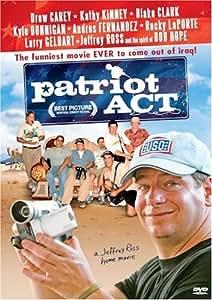 Patriot Act: A Jeffrey Ross Home Film