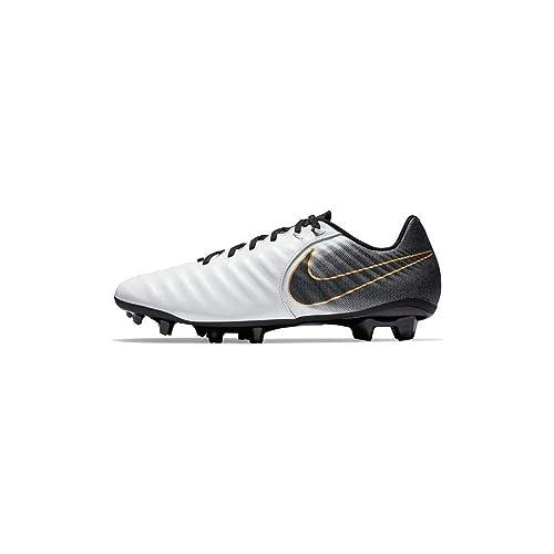 sports shoes e16a0 974f9 Nike Jr Legend 7 Academy FG, Botas de fútbol Unisex para Niños Amazon.es  Zapatos y complementos
