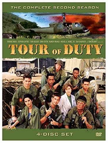 Tour of Duty - The Complete Second Season (Becker The Complete Series)