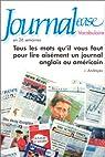 Journal-ease : vocabulaire en 26 semaines par Andreyev