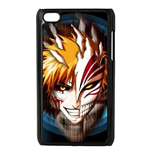 iPod Touch 4 Cell Phone Case Black Bleach ATF019513