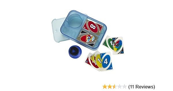 Mattel UNO H2O Splash Card Game