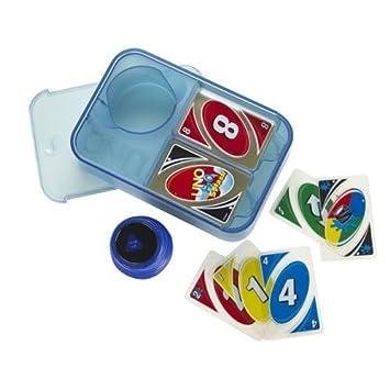 Mattel UNO H2O Splash Card Game: Amazon.es: Juguetes y juegos