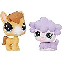 Hasbro Littlest Pet Shop İkili Küçük Miniş B9389