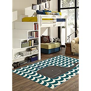 51K7PeX3ClL._SS300_ Best Nautical Rugs and Nautical Area Rugs