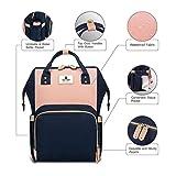 Hafmall Diaper Bag Backpack - Waterproof Travel