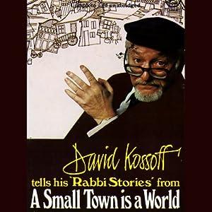 The Rabbi Stories of David Kossoff (Dramatised) Performance