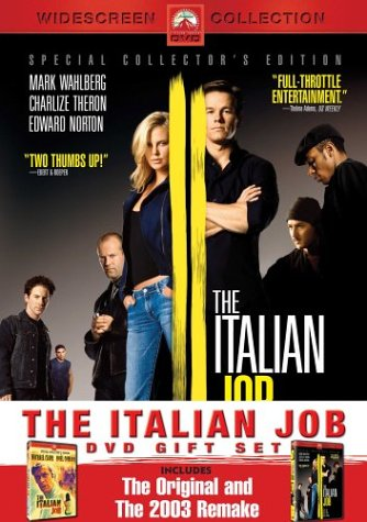 The Italian Job Bounty Set (includes 1969 and 2003 Versions)