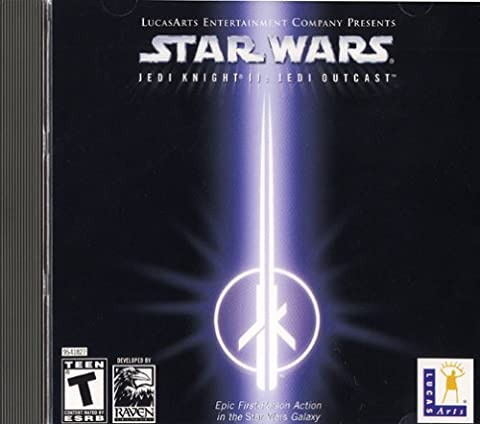 Star Wars: Jedi Knight II: Jedi Outcast (Jewel Case) - PC (Star Wars Return Of The Jedi Vhs)