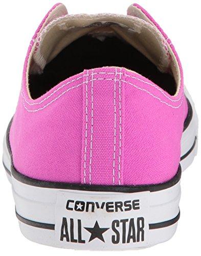 Converse Chuck Taylor All Star 2018 Saison Leinen Low Top Sneaker Hyper Magenta