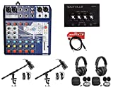 2) Person Gaming Twitch Stream Bundle Soundcraft