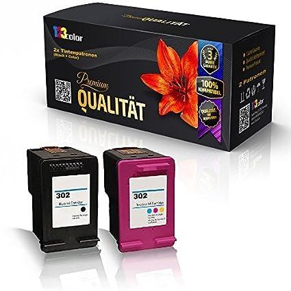 2 x alternativa Cartuchos de Tinta para HP Deskjet 1110 ...
