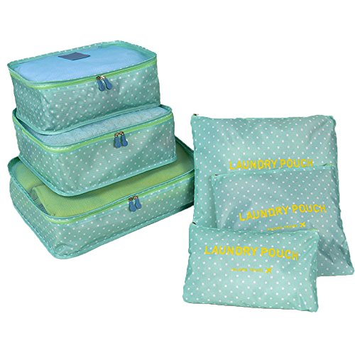 Pretty Packing Luggage Organizer Pouches product image