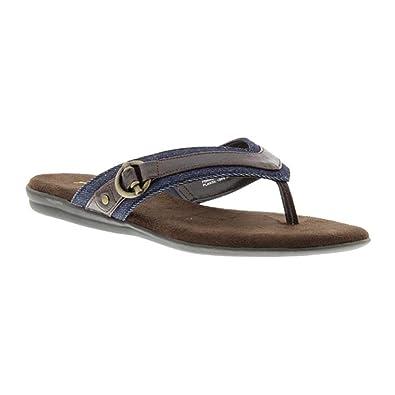 357ecb5f5ddd4f Aerosoles A2 by Womens Rain Chloud Flip-Flop Thong Sandals (6 B(M