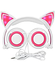 LIMSON Wired Kids Cat Headphones L107