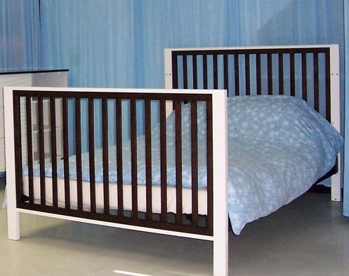 Eden Baby Moderno Collection Extensional Kit for Crib, Es...