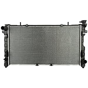 Klimoto Brand New Radiator For Town & Country Grand Caravan 05-07 3.3 3.8 V6