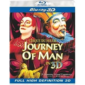 Cirque du Soleil: Journey of Man [Blu-ray 3D] (2000)