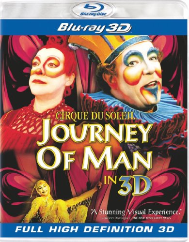 [Cirque du Soleil: Journey of Man [Blu-ray 3D]] (Performance Art Costumes)
