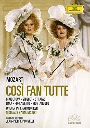DVD : Delores Ziegler - Cosi Fan Tutte (2PC)