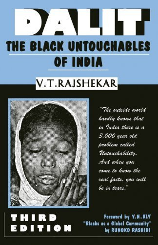 Dalit: The Black Untouchables of India by Rajshekar, V.T. (2009) Paperback