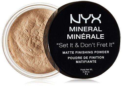 NYX Cosmetics Mineral Finishing Powder product image