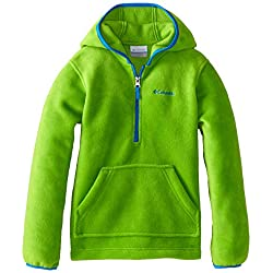 Columbia Boys' Elm Lake Fleece Hoodie