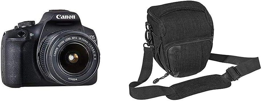 Canon Eos 2000d Spiegelreflexkamera 3 0 Zoll Mit Kamera