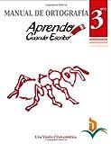 Manual Ortografia 3ro Grado, Dan Zelaz, 1495215970
