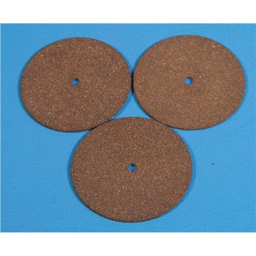 0.030 Thickness 7//8 Length 7//8 Diameter Pack of 100 Pack of 100 7//8 Diameter 0.030 Thickness 7//8 Length Electron Microscopy Sciences EMS 62142-02 Unmount Cutoff Wheel
