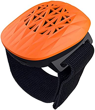 WowHo Portable Bluetooth Speakers Wireless Bluetooth Speakers Wrist Band 10Hours Playtime and 100Hours Standby Time Waterproof Outdoor Speakers for Running Yoga Race Walking Gym Exercise SkyBlue