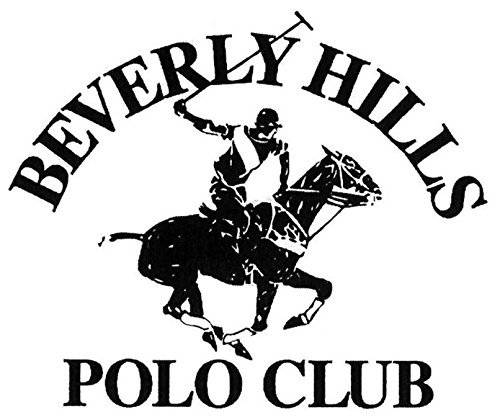 Beverly Hills Polo Club Boy's School Uniform 2-Pack Long Sleeve Turtleneck Shirts, Navy/Navy, 8/10' by Beverly Hills Polo Club (Image #3)