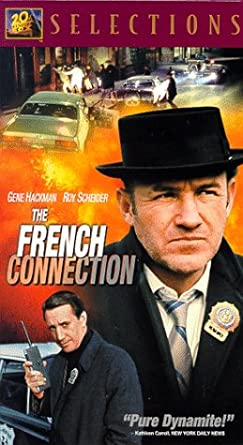Image result for Gene Hackman 's Oscar -winning performance in The 1971 French Connection marseille