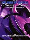 The Book of Greatest Movie Music, Hal Leonard Corporation Staff, 0793588065