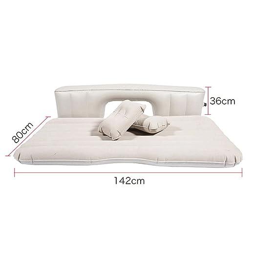 cama de aire-Coche Cama de aire Con Guardia de cabeza Coche ...