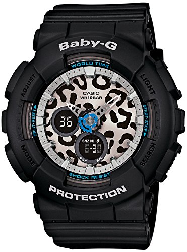 CASIO BABY G Leopard BA 120LP 1AJF Ladies product image