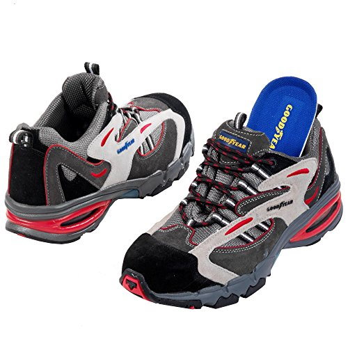 very cheap sale online sale pick a best Safety shoes Goodyear Men's Wd0a7UZwhH