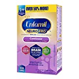Enfamil NeuroPro Gentlease Infant Formula - Clinically Proven to reduce fussiness, gas, crying in 24 hours - Brain Building Nutrition Inspired by breast milk - Powder Refill Box, 30.4 oz