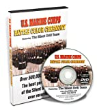 U.S. Marine Corps Battle Color Ceremony Featuring The Silent Drill Team DVD